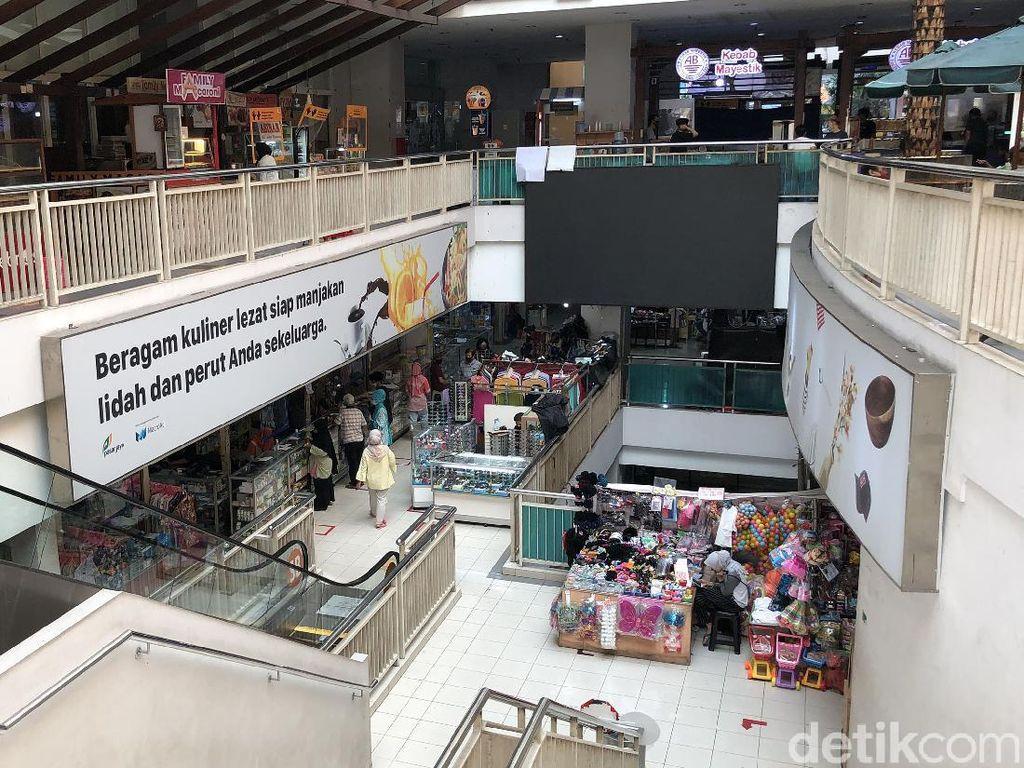 1 Pedagang Pasar Mayestik Positif Corona, Kelurahan Tracing Keluarga-Rekan