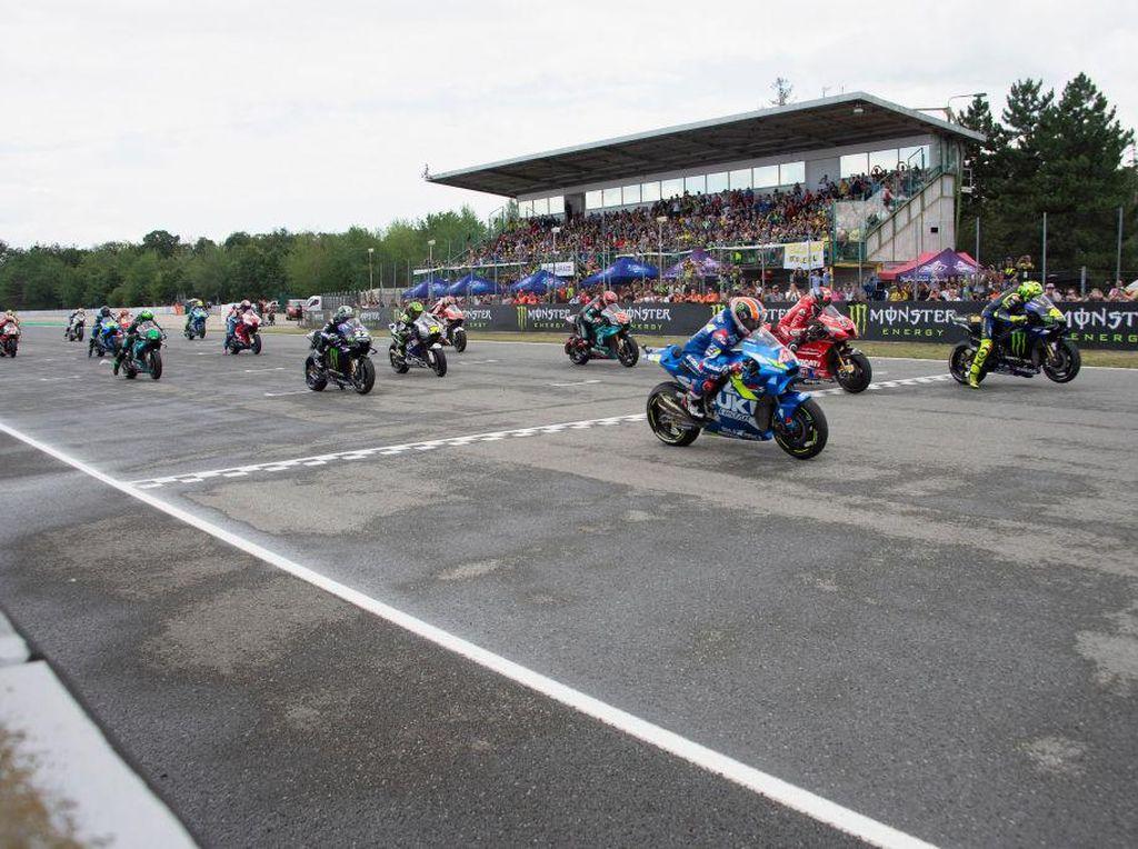 Saksikan MotoGP Ceko di DetikSport