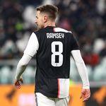 Tak Diinginkan Pirlo, Ramsey Masuk Daftar Jual Juventus