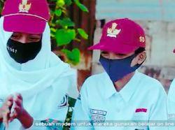 Perjuangan Anak Pulau di Lepas Laut Makassar Belajar Online