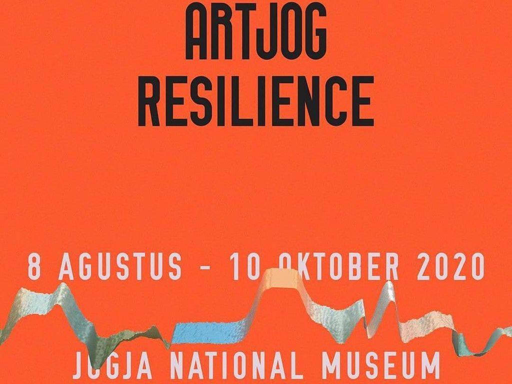 Pandemi Menginspirasi Seniman Indonesia Buat Karya di ARTJOG Resilience