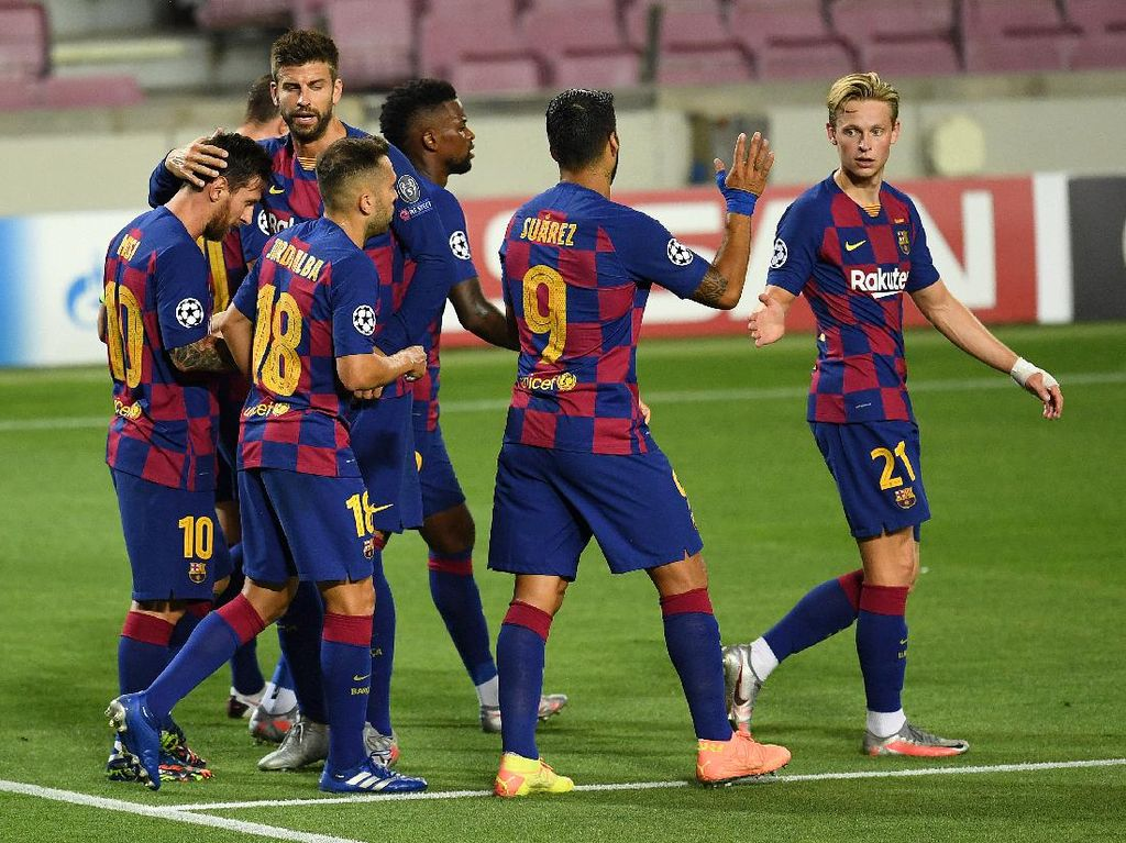 Vidal: Skuad Barcelona Kurang Kompetitif