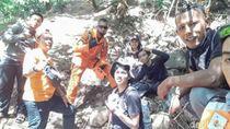 Pelajar yang Jatuh ke Jurang 100 Meter di Bukit Piramid Ditemukan Tewas