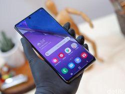 Canggih! S Pen Samsung Note 20 Bisa Jadi Pointer Presentasi