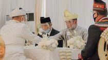 Gubsu Edy Nikahkan Putrinya, Gatot Nurmantyo-Plt Gubernur Aceh Jadi Saksi
