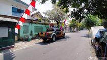 Lokasi Penyerangan Peserta Doa Pernikahan di Solo Dijaga Polisi