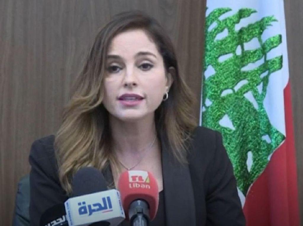 Buntut Ledakan Beirut, Menteri Informasi Lebanon Mengundurkan Diri