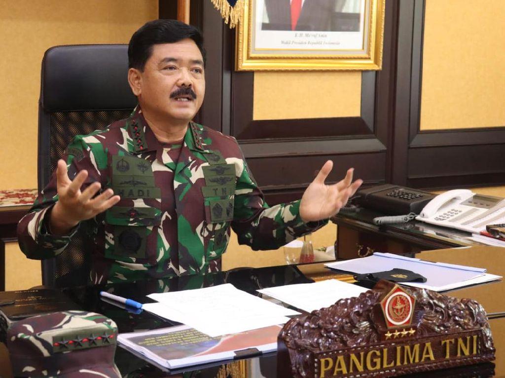 Wanti-wanti Panglima TNI Agar Penyerangan Polsek Ciracas Tak Terulang Lagi