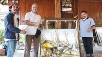 Karya Lukis Seniman Banyuwangi Jadi Daya Tarik Wisata
