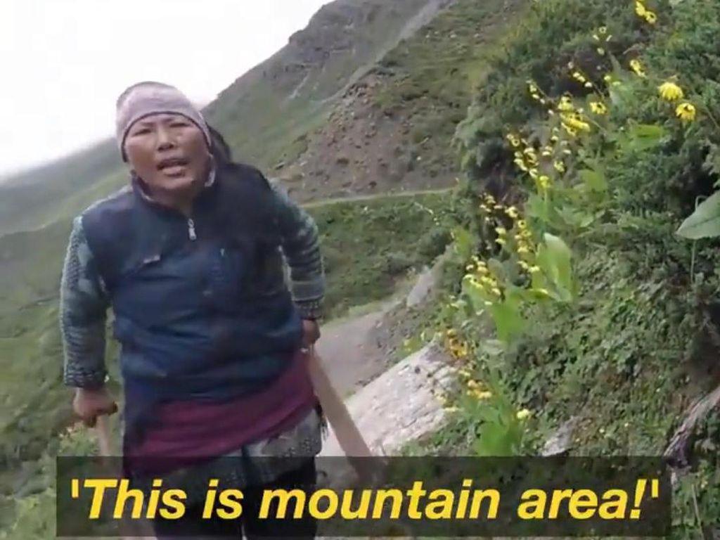 Tawar Harga Teh di Nepal, Wanita Inggris Dilabrak Penjual