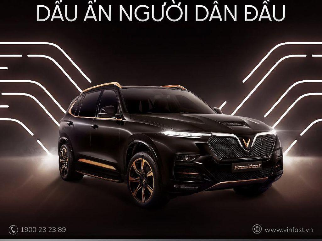 Mobnas Vietnam Mulai Jual SUV Mewah Seharga Rp 2,9 Miliaran