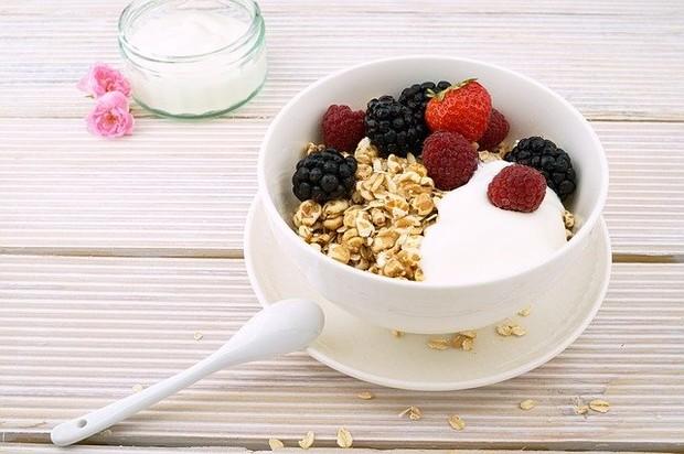 Yoghurt Baik untuk Kesehatan Gigi/ Foto: Pixabay.com