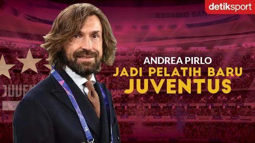 Pirlo Latih Juventus