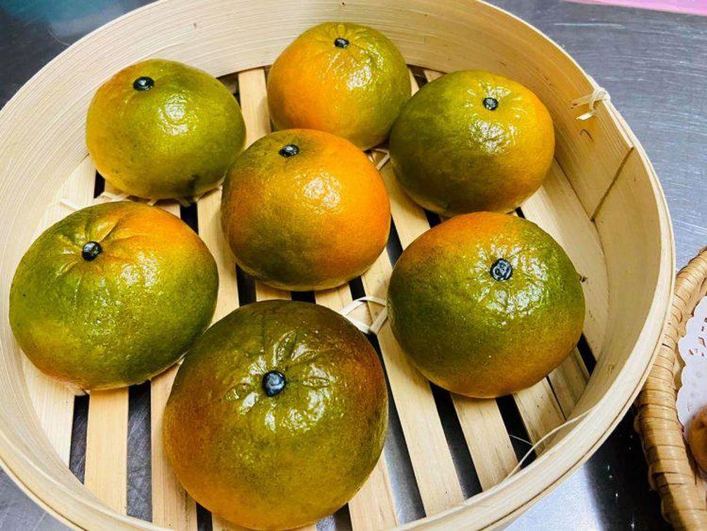 Menipu Mata! Jeruk dan Kentang Kotor Ini Sebenarnya Bakpao Enak