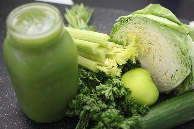 Sayuran Hijau Bagus untuk Kesehatan Gigi/ Foto: Pixabay.com