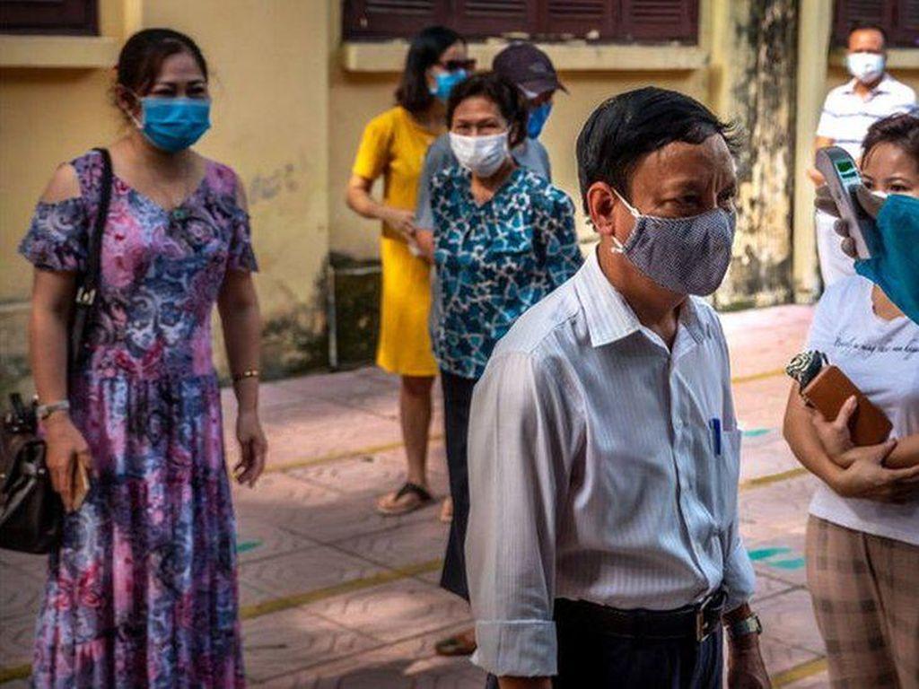 Makin Menyebar, Vietnam Juga Laporkan Kasus Pertama Varian Baru Corona
