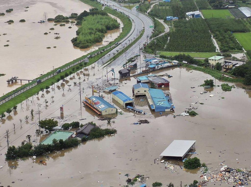 Hujan Deras Picu Longsor dan Banjir di Korea Selatan, 30 Orang Tewas