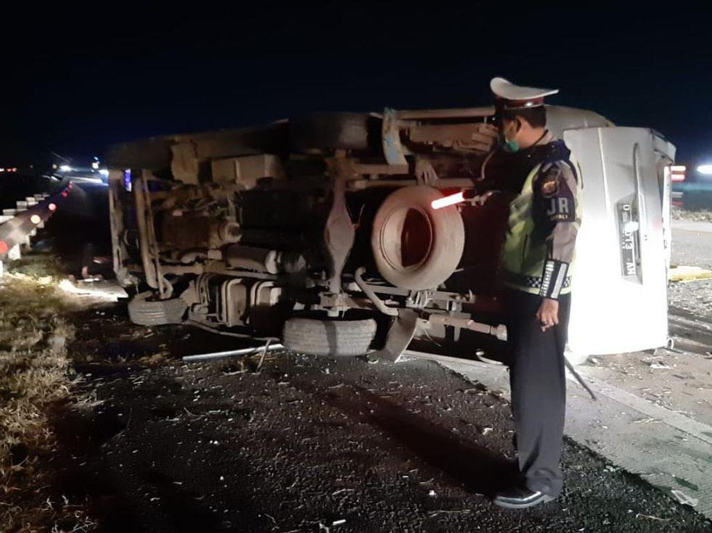 Ini Daftar Korban Luka Kecelakaan Maut Elf vs Minibus di Tol Cipali
