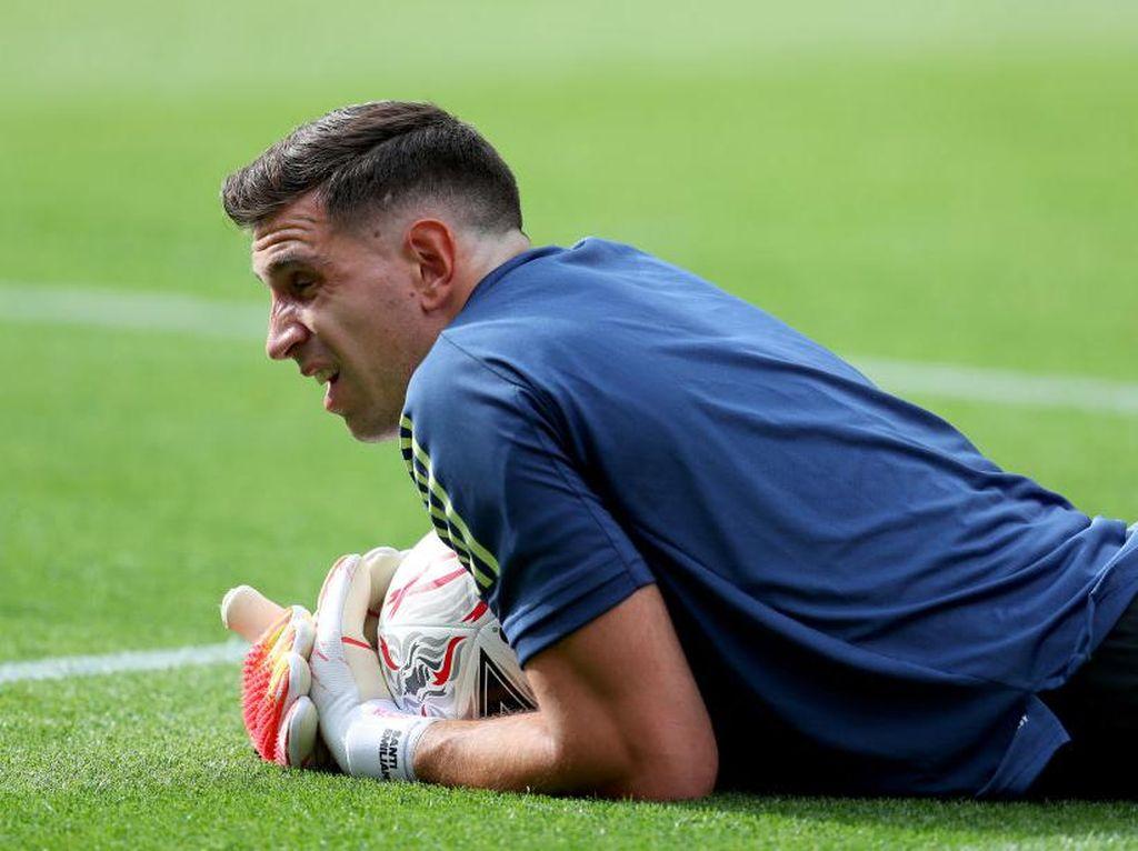 Target Emiliano Martinez: Kiper No.1 Arsenal dan Timnas Argentina