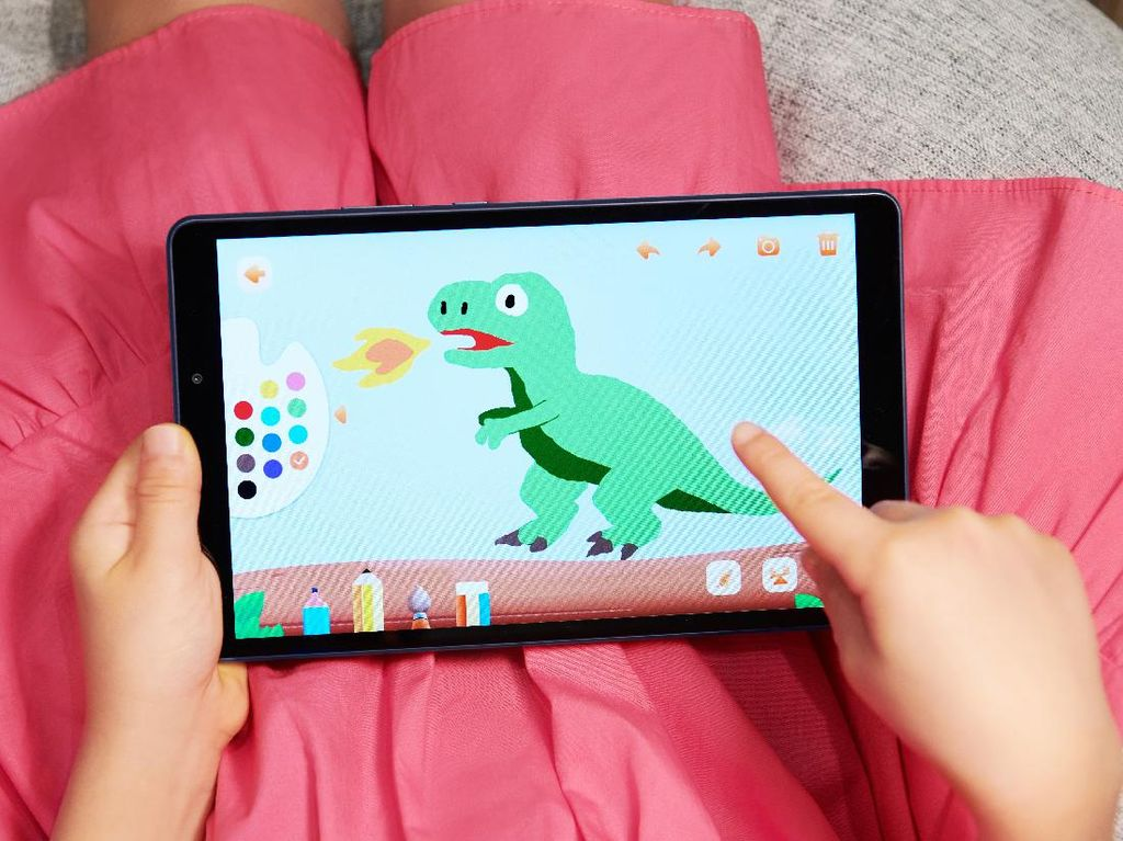 Huawei Rilis Tablet Rp 1 Jutaan untuk Belajar Online: MatePad T8
