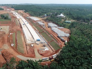 Terima PMN Rp 11 Triliun, HK Optimalkan Konektivitas Ekonomi Sumatera