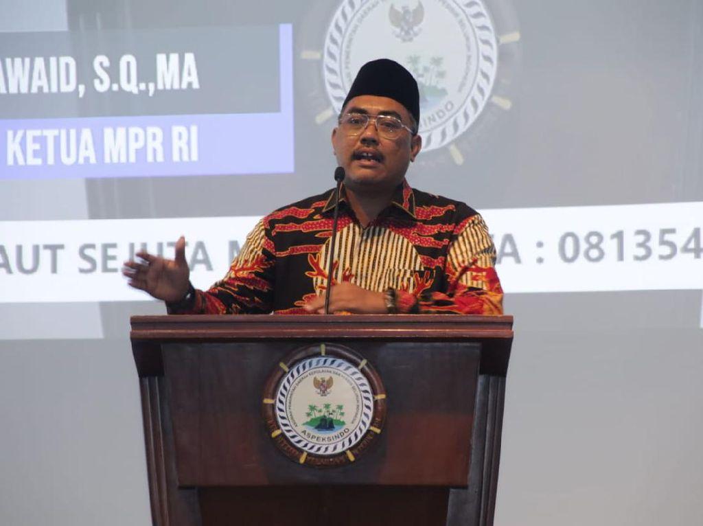 Wakil Ketua MPR Dorong Pemanfaatan Kekayaan di Kepulauan dan Pesisir