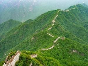 Jiankou, Sisi Terpencil Tembok China yang Berbahaya