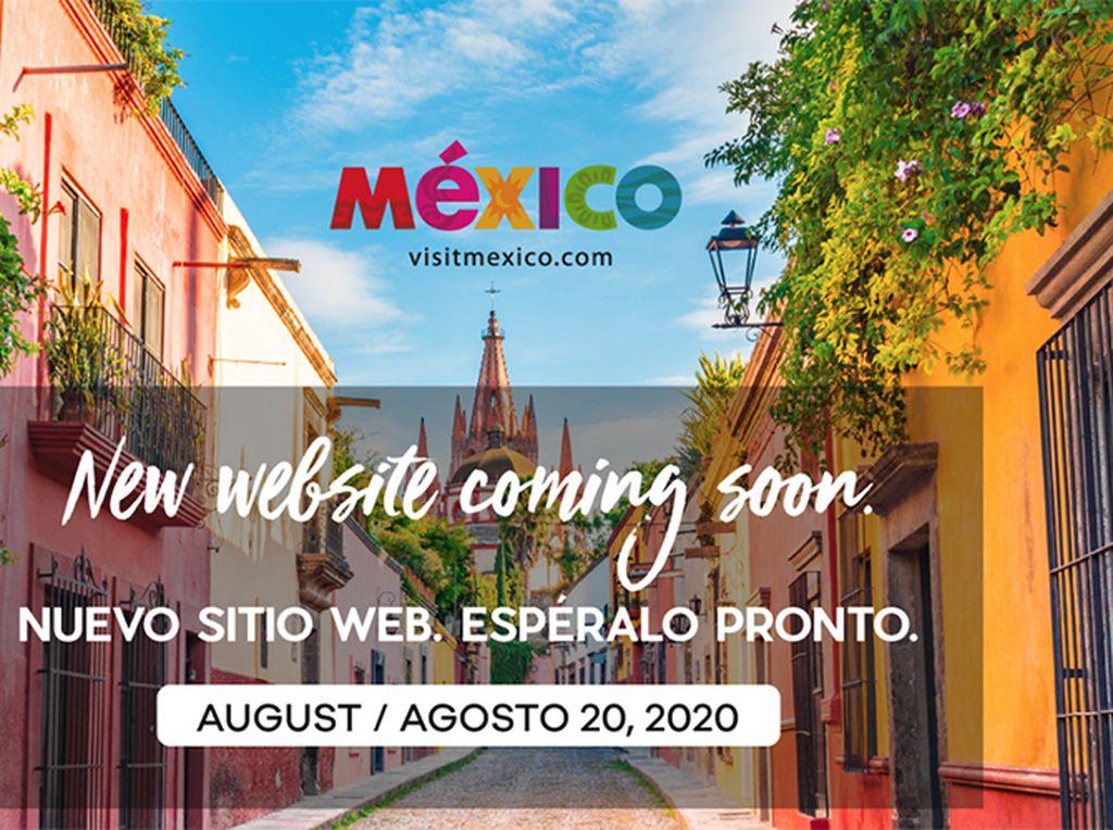 Malu Diretas, Meksiko Tutup Akun Resmi Pariwisatanya