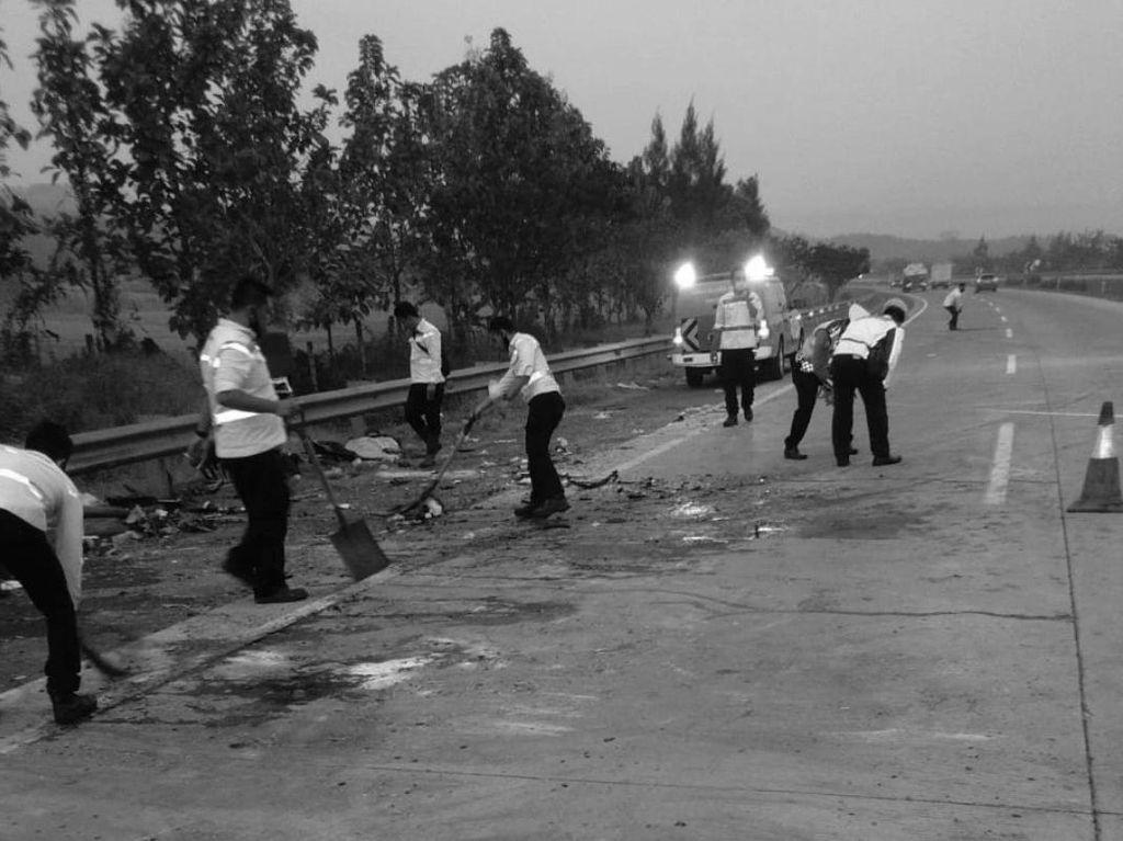 Ini Lokasi Tabrakan Maut yang Tewaskan 8 Orang di Cipali Via Google Maps