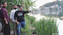 Machfud Arifin Janji Benahi Sungai yang Tercemar di Surabaya