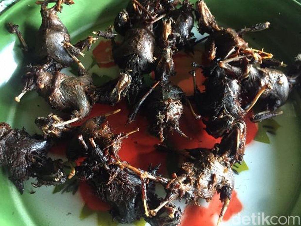 5 Makanan Khas Gunungkidul yang Eksotis, Kelelawar hingga Belalang!