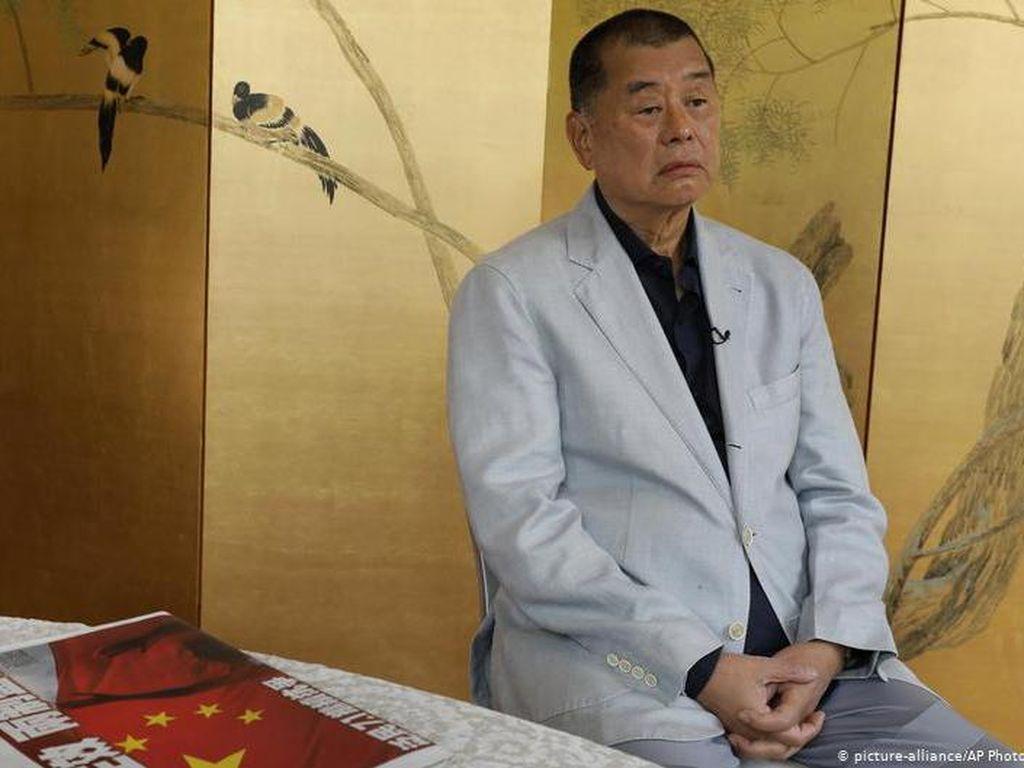 Taipan Hong Kong Jimmy Lai Jadi Terdakwa