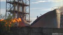 Kronologi Ledakan Pabrik Bioetanol di Mojokerto