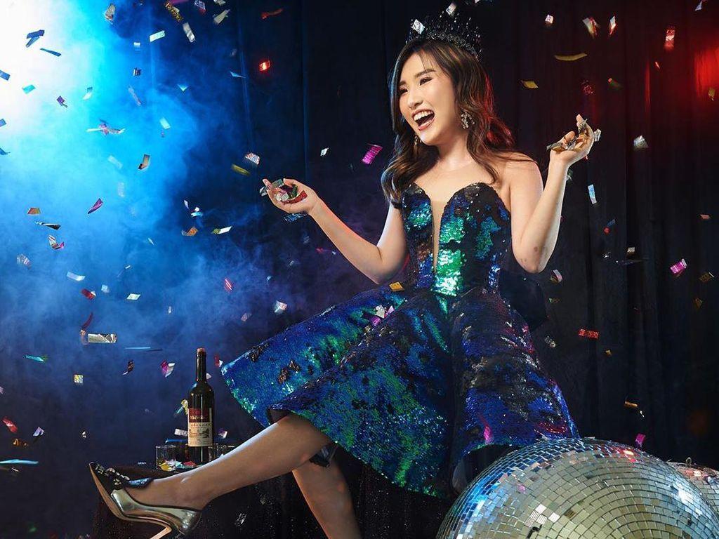 8 Foto Kemeriahan Ulang Tahun Broadshow Crazy Rich Surabaya Patricia Mayore