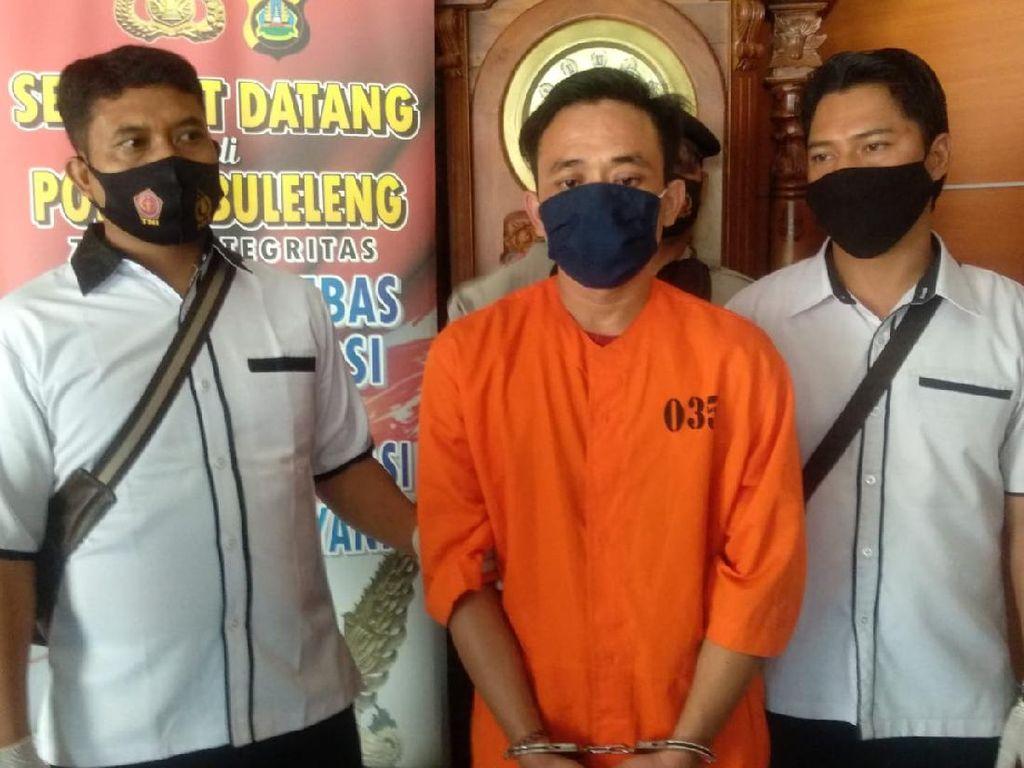 Lakukan Penipuan-Pencabulan Berkedok Dukun, Pria di Buleleng Ditangkap Polisi