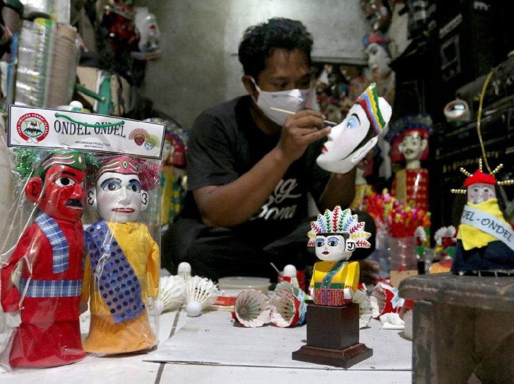 Solusi Agar Pelaku UMKM Tetap Produktif Saat Pandemi