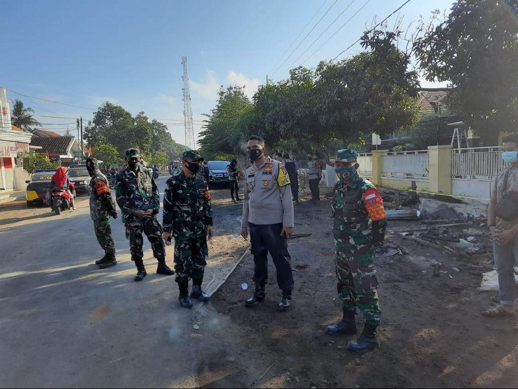 Aksi Brutal Massa Perguruan Silat di Situbondo, 2 SST Brimob Diterjunkan