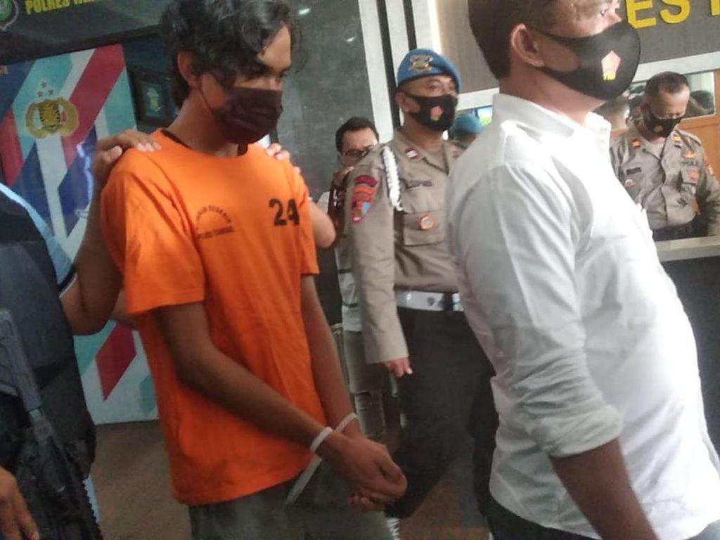 Kirim Teror Usai Perkosa Perempuan di Bintaro, Ini Pengakuan Tersangka