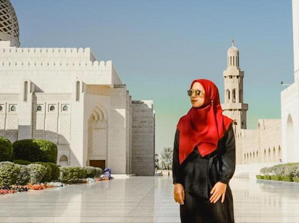 18 Jam Transit di Muscat, Masyaallah Indahnya