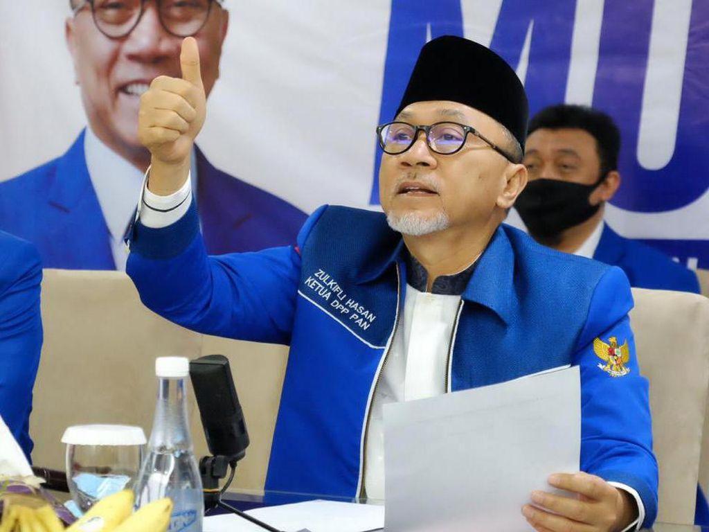 Zulhas Kritik Wacana Poros Partai Islam, Singgung Pilpres 2019
