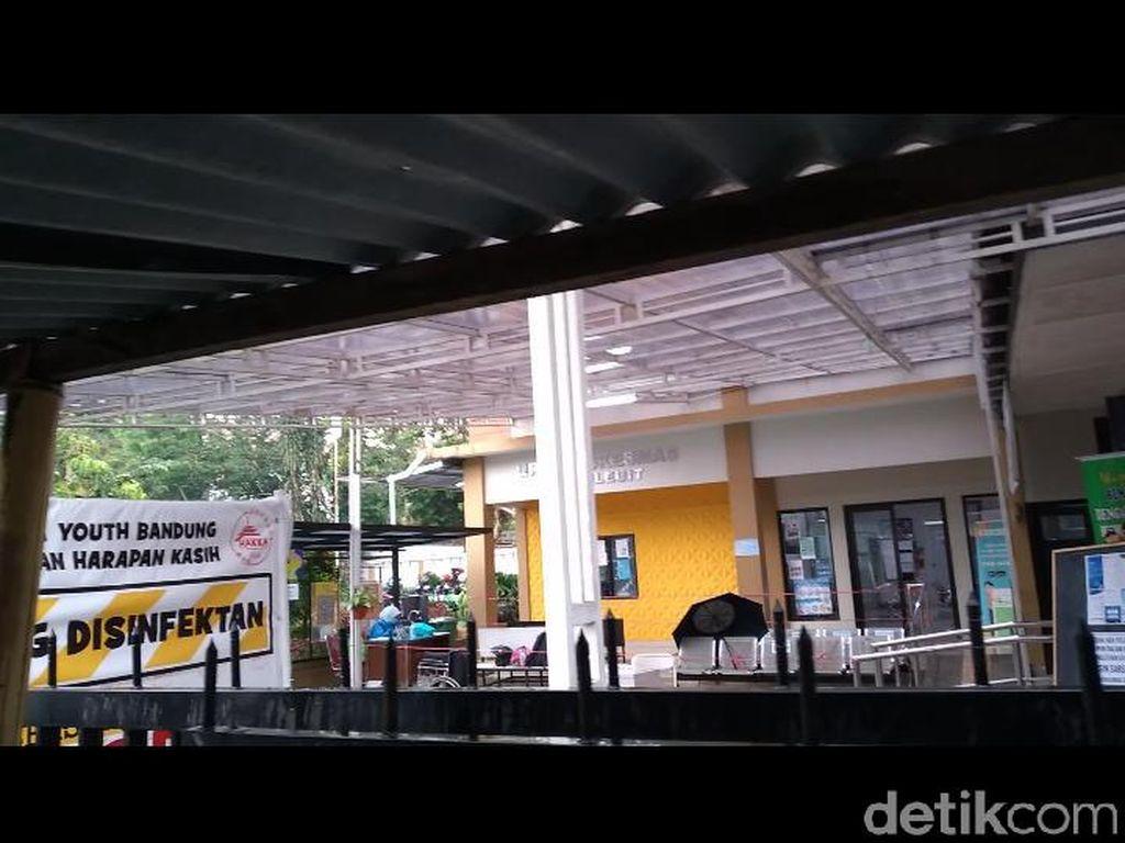 Begini Suasana Pemeriksaan Relawan Uji Klinis Sinovac di Puskesmas Bandung