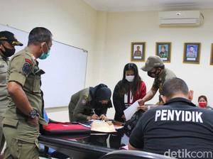 Belasan Wanita Terjaring Razia Panti Pijat-Warung Remang-remang di Bogor