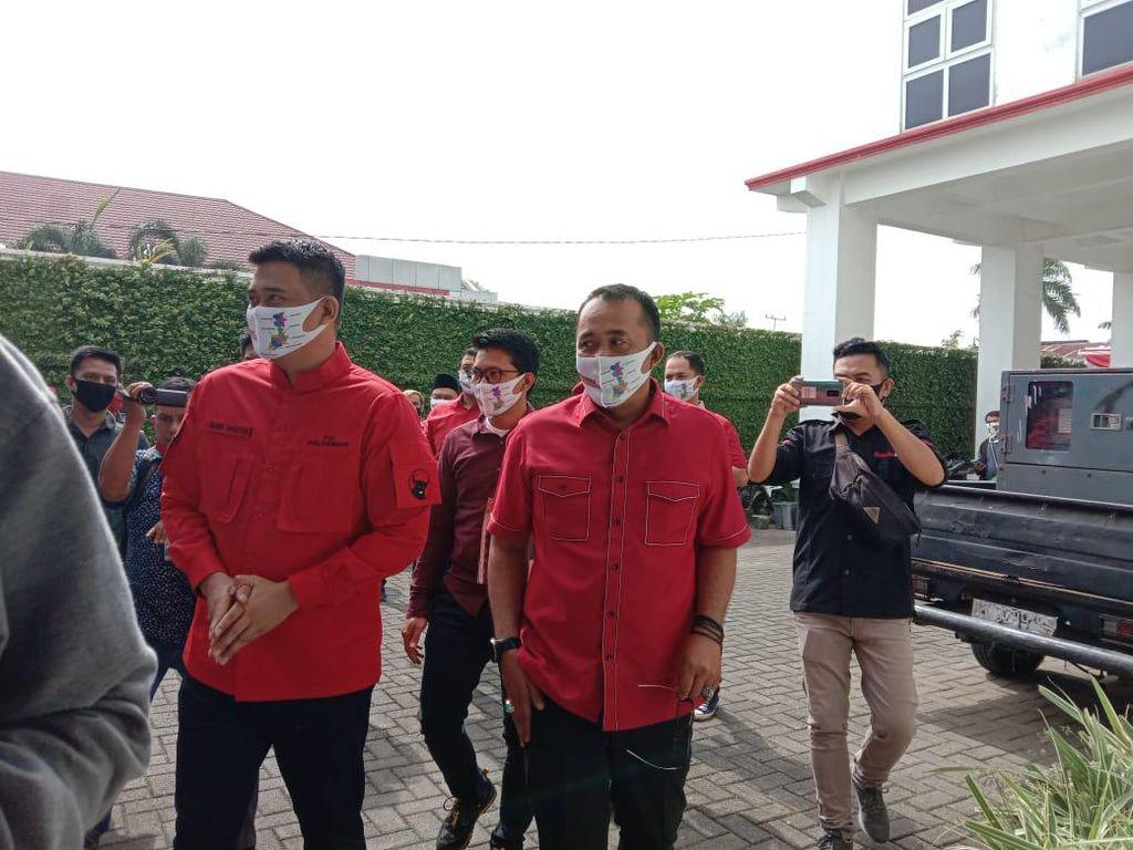Bobby Nasution Tepis Isu Dinasti: Kami Punya Hak Dipilih!