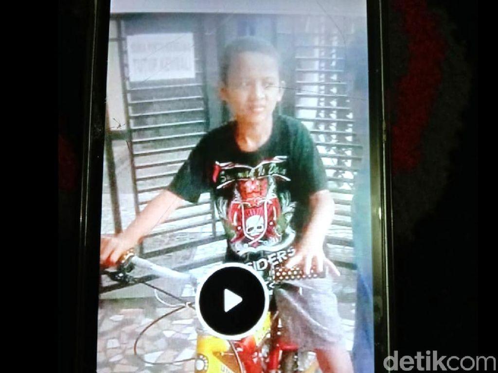 Kisah Heboh Bocah Tunawicara Gowes Sepeda dari Sukabumi ke Bogor