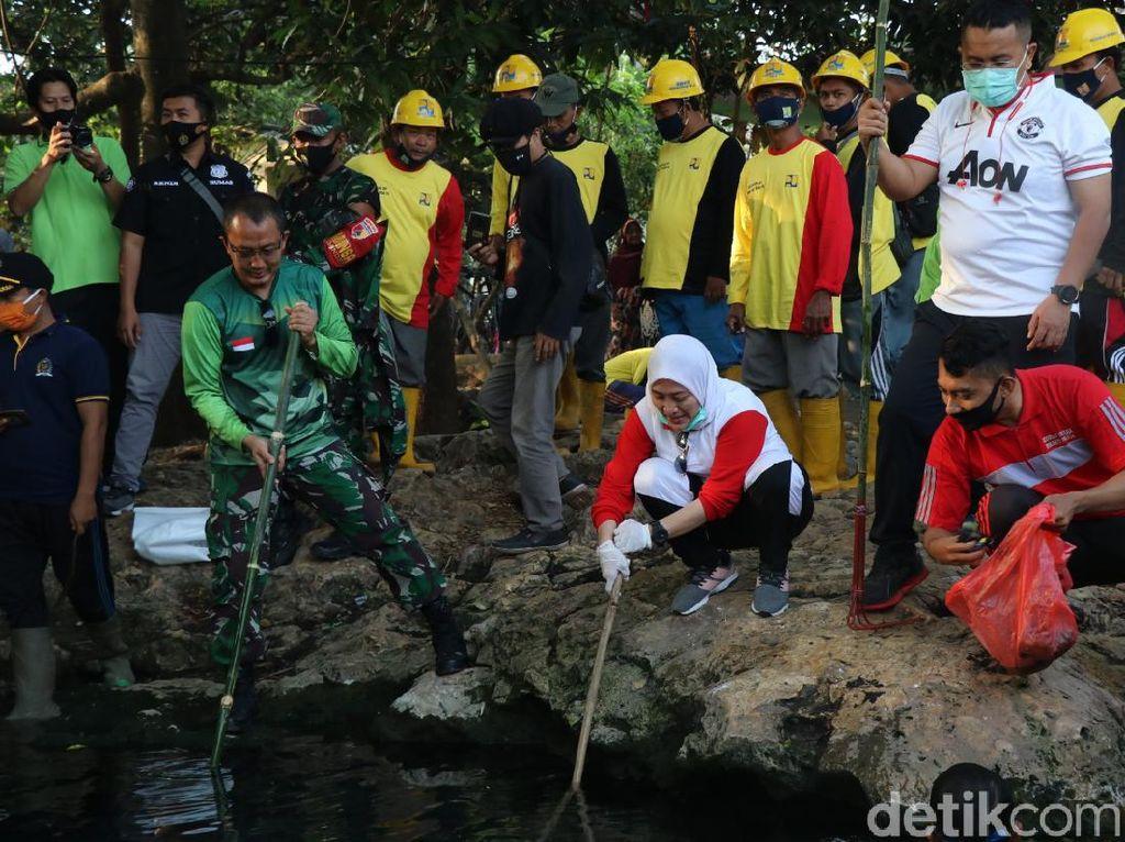 Warga Bojonegoro Diajak Merawat dan Selamatkan Sumber Mata Air Kunci