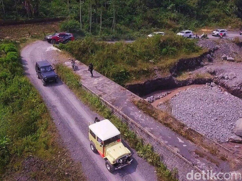 Bupati Lumajang Kenalkan Destinasi Wisata Lewat Tour Lava Semeru
