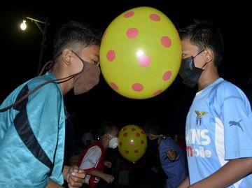 Di Gowa, Lomba Sambut HUT RI Terapkan Protokol Kesehatan Lho