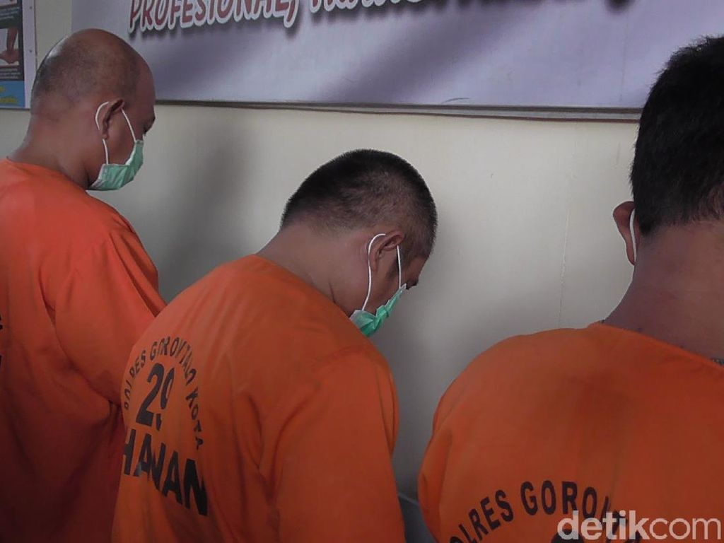 Sudah Pernah Dibui, Eks Anggota DPRD Gorontalo Kena Kasus Sabu Lagi