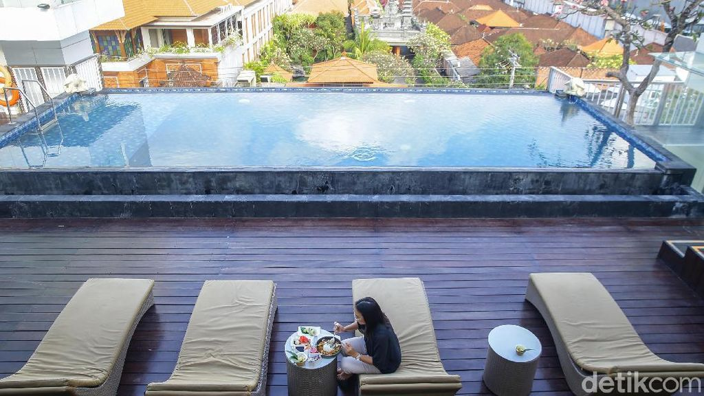 Potret Fashion Hotel Legian Bali Tempat Berteduh Bule Berbulan-bulan