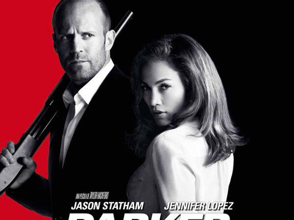 Sinopsis Parker, Film Duet Jennifer Lopez dan Jason Statham di Bioskop Trans TV